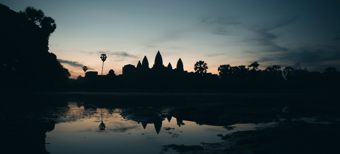 Cambodia and The Khmers