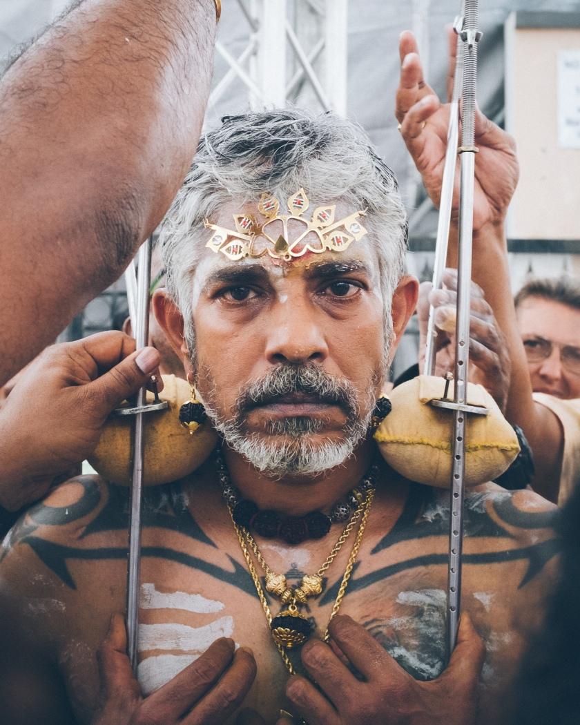 Thaipusam Festival in Singapore